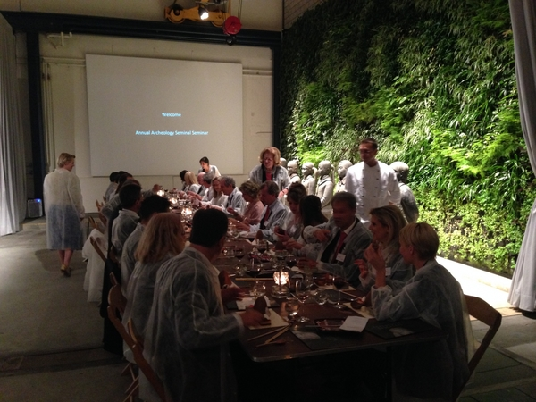 Culinary experience - Archaeological dinner