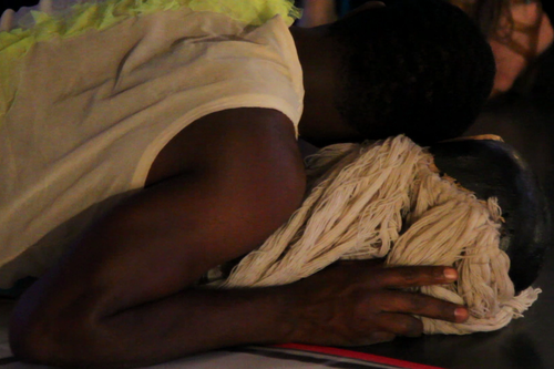 Filbert Tologo - afro-contemporary dance - performance 24.06.2013