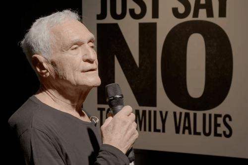John Giorno - Performance